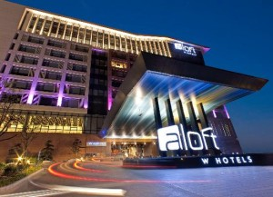 Aloft Job Application