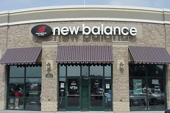 new balance shop
