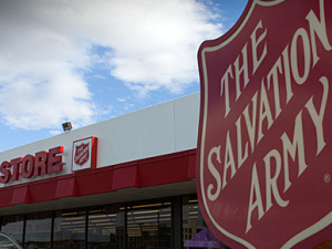 the-salvation-army job application