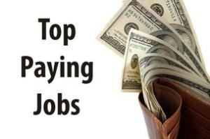 Highest Paying Jobs of 2015