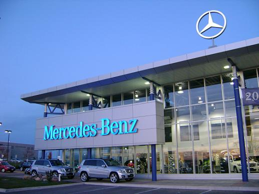 Image gallery mercedes dealership for Mercedes benz job application