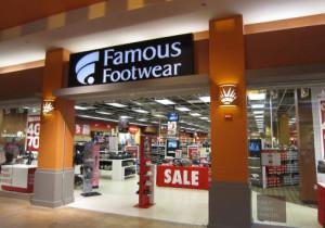 famous footwear job applications