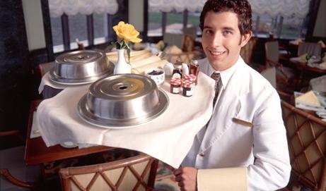 grand america hotel Employee