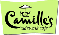 Camille's Sidewalk Cafe job application