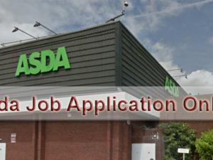 Asda Job Application Online