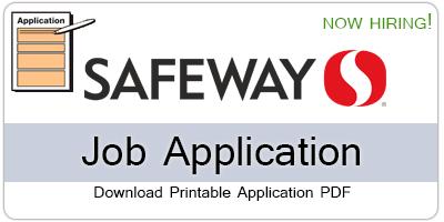 Safeway Job Application Form 2020 Jobapplicationform365 Com