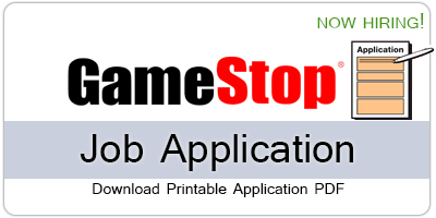 Job Opportunities At GameStop