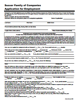 Stripes Job Application PDF