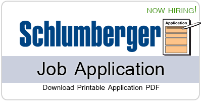 Schlumberger Job Application Form 2019